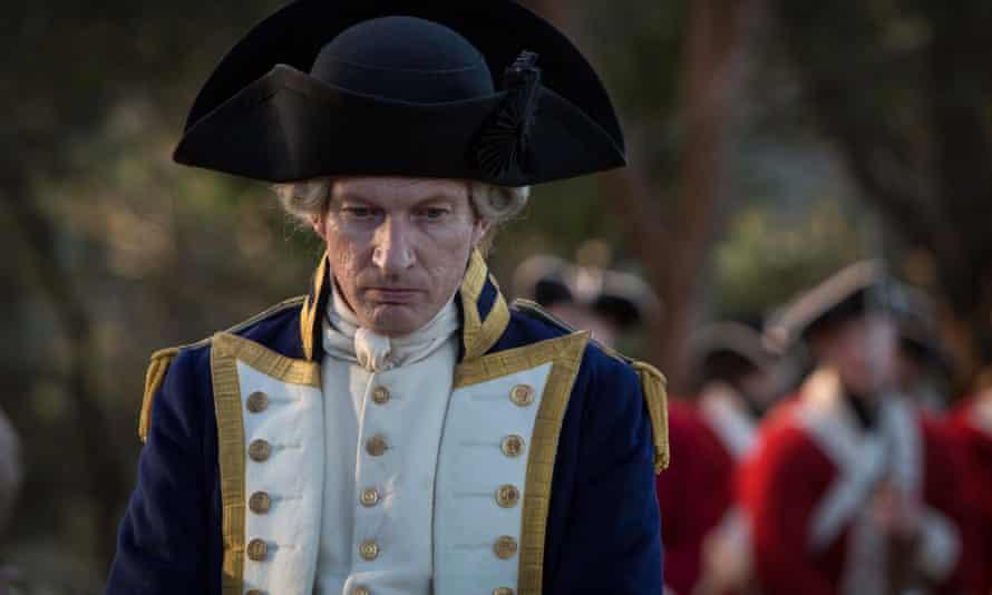 David Wenham stars as Governor Arthur Phillip in Banished