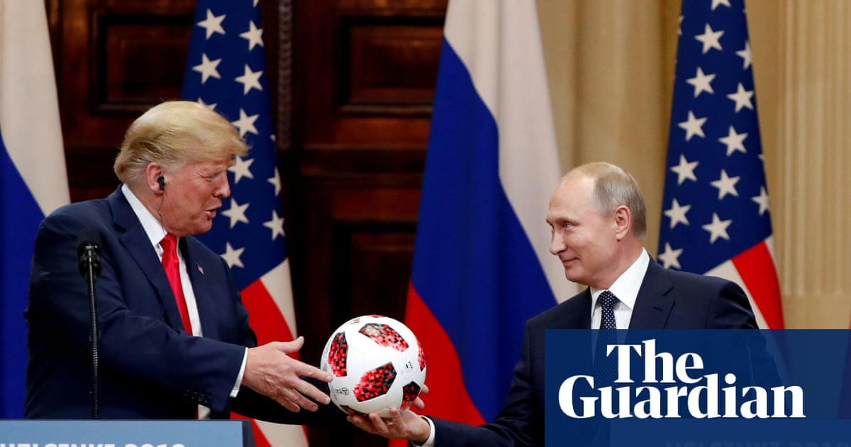 Russia targeted Trump allies to hurt Biden in 2020 election, US officials say