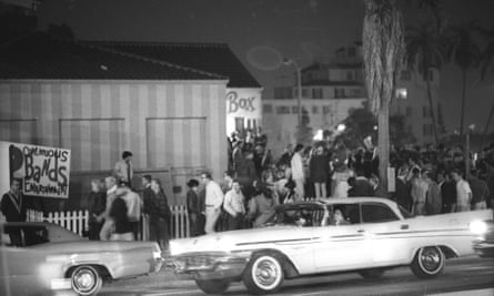 sunset strip riots