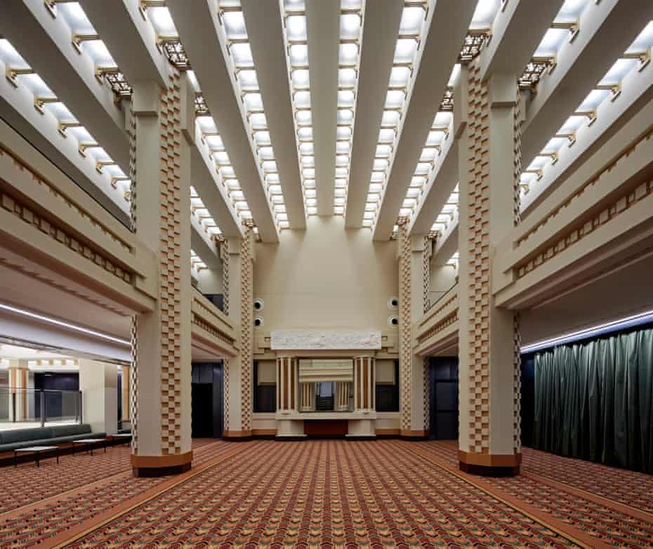 Capitol Theatre after refurbishments