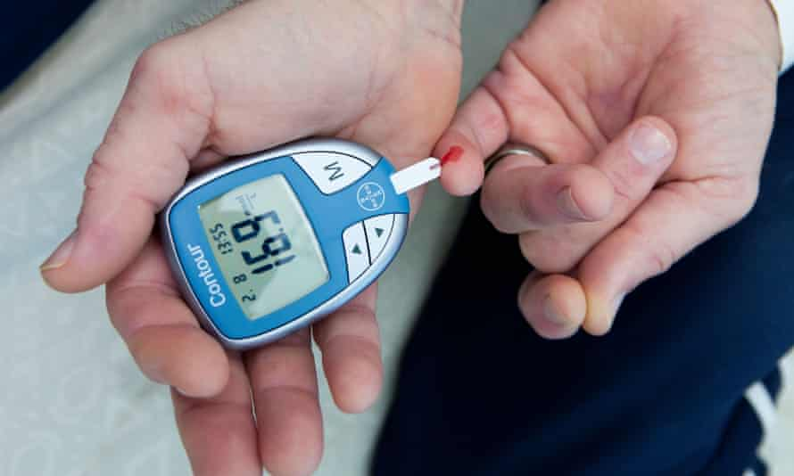 As well as losing weight, patients in the trial had improved blood sugar control, lower blood pressure and less liver fat.