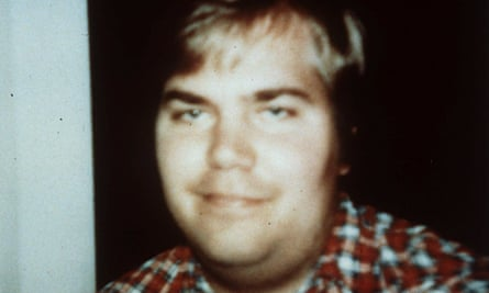 John Hinckley Jr is shown in an undated photo.