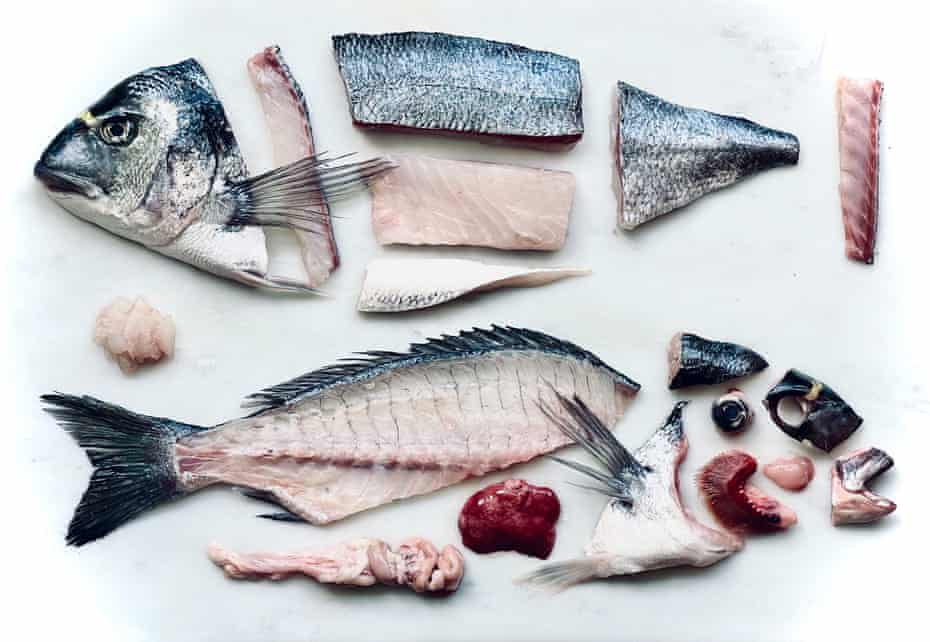 Lift the scales: you can use pretty much all of a fish, so it pays to look beyond just the fillets.