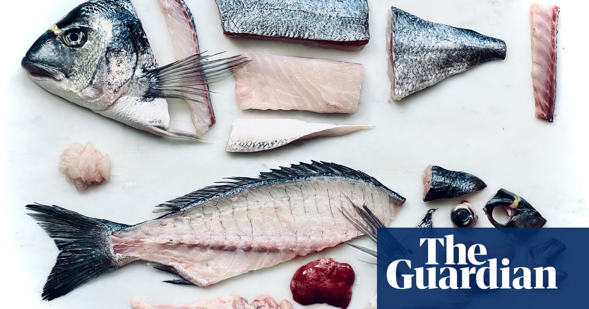 How to eat a whole fish, nose to tail
