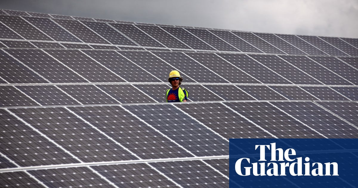 UK solar power pioneer Solarcentury profit grows 860% in a