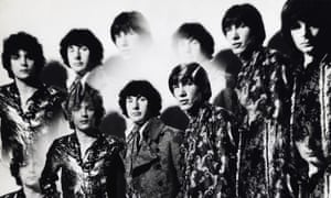Pink Floyd, pictured in 1967.