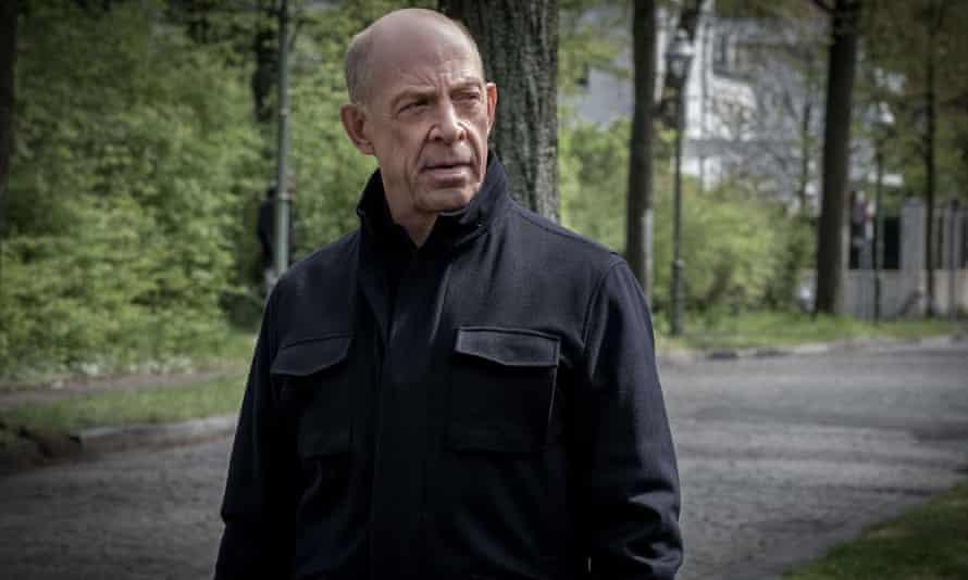 JK Simmons in Counterpart: season two.