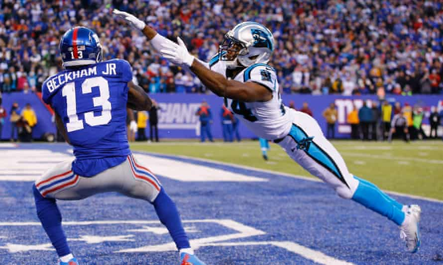 Odell Beckham: a villain, but we've moved on from Greg Hardy, Ray Rice and Adrian Peterson – and we'll move on from this.