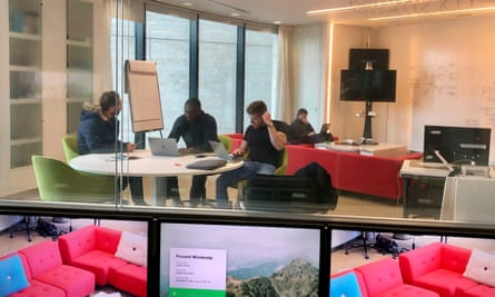 UX Lab and colleagues from the team