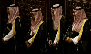 'Large sections of Saudi society, and most notably the influential religious scholars, remain deeply conservative.'