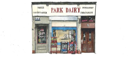 Park Dairy, Derby Street, GlasgowCeased Trading