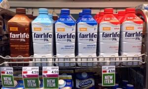 fairlife milk coca-cola