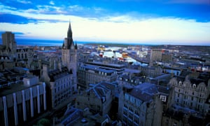 Aberdeen is notorious for its grid-locked roads. A new bypass is one of the projects in the so-called Hub programme to be affected by changes to EU rules.