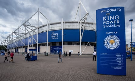 King Power bought Leicester City for a reported £39m when the club was in the Championship in 2010.