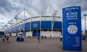 King Power Stadium.
