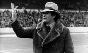 Malcolm Allison, pictured while manager of Crystal Palace.