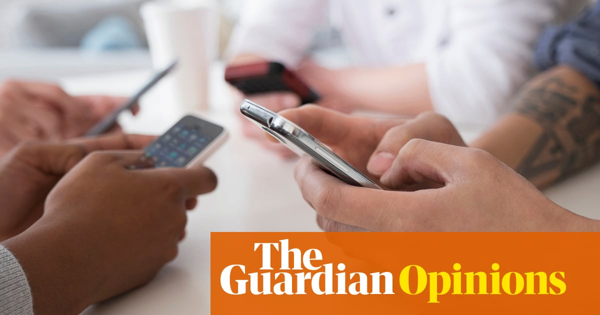 Wake up! Amazon, Google, Apple and Facebook are running our