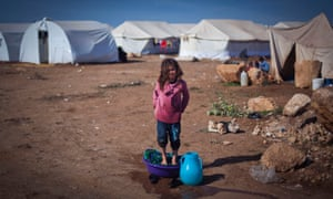 Atma camp Syria