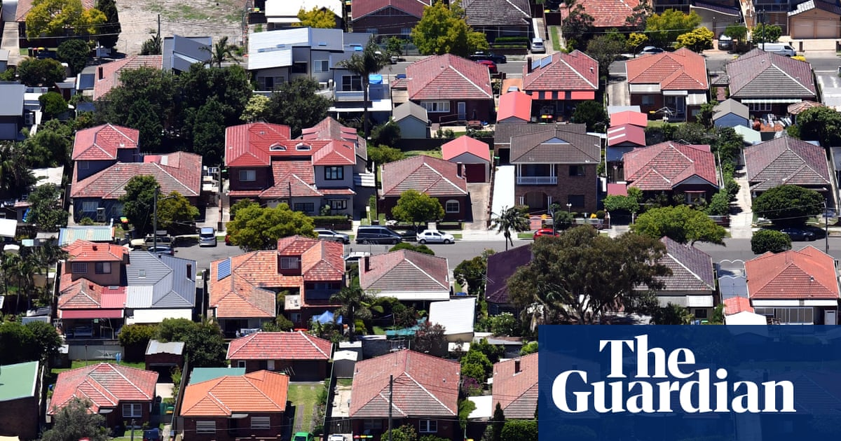Australian House Prices Rise More Than At Any Time In Past