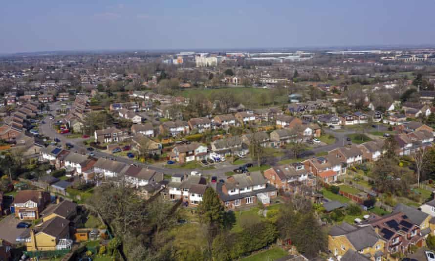 Leverstock Green, near Hemel Hempstead