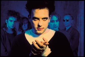 The Cure: Manor Studios, 1992