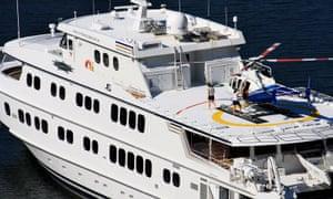 North Star Cruises Australia vessel True North
