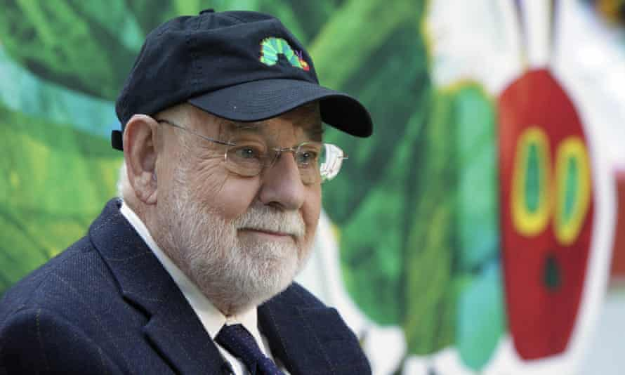 Eric Carle's deep love of nature inspired many of his books, which became a bedrock of early learning.