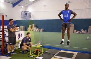 Leicester City's new signing Kelechi Iheanacho