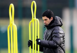 Is this proof Mikel Arteta is already thinking about upgrading Arsenal's defence?