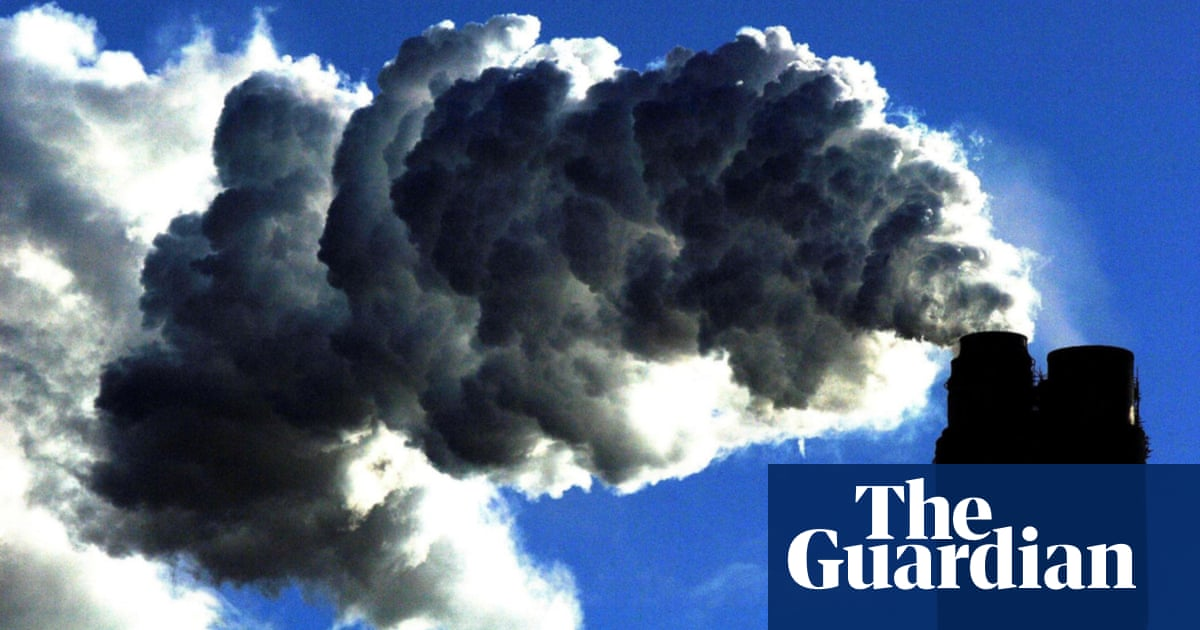 Government climate advisers running scared of change, says leading scientist - The Guardian