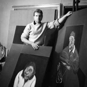 Francis Bacon, 1960