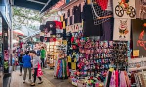 hong kong stanley market