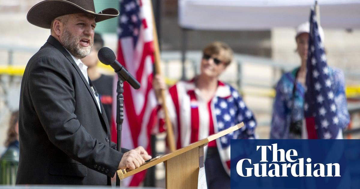 Far-right activist Ammon Bundy announces run for Idaho governor