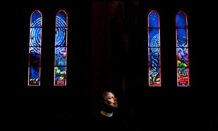 Very Rev Peter Catt