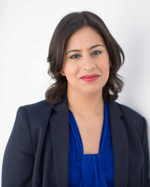 Sara Khan, the government's lead commissioner for countering extremism.