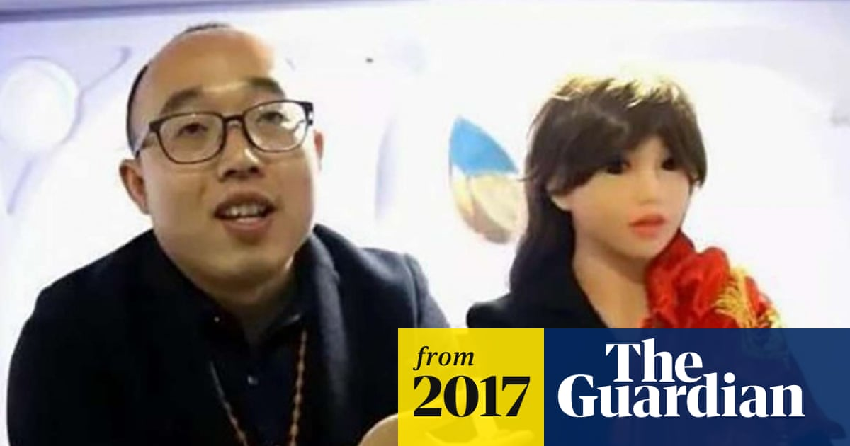 Chinese man 'marries' robot he built himself | World news