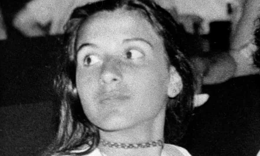 Emanuela Orlandi, who was 15 when disappeared in Rome on 22 June 1983.