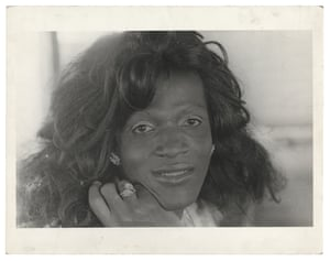 Marsha P Johnson by Alvin Baltrop