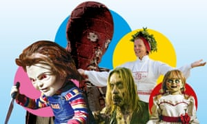 From left: Child's Play; Brightburn; The Dead Don't Die; Midsommar; Annabelle Comes Home