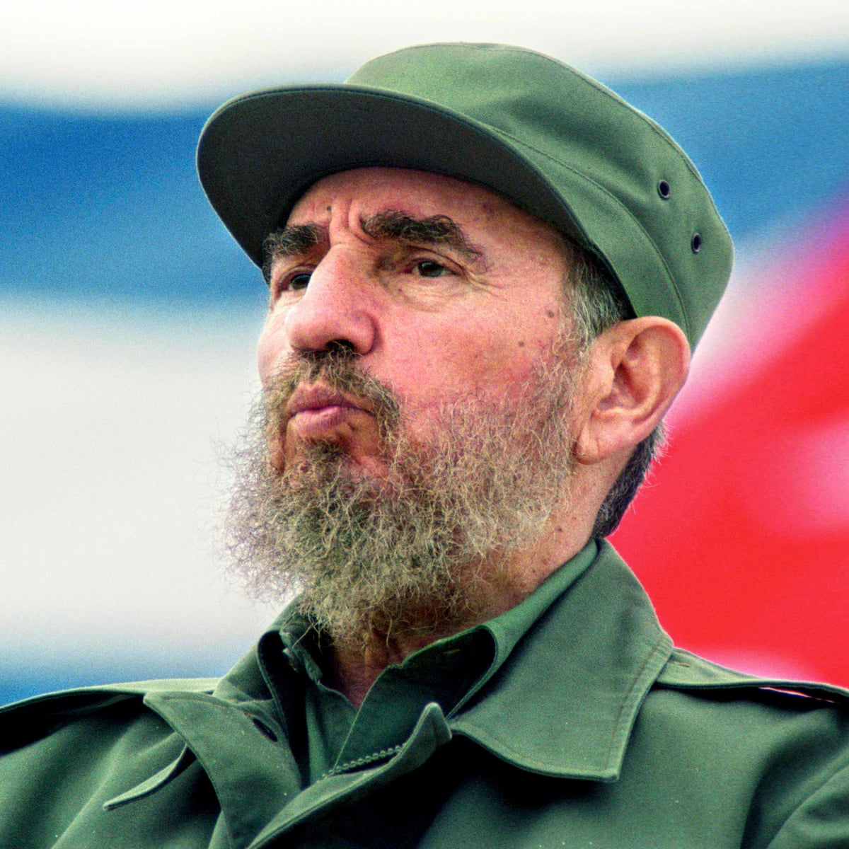 Fidel Castro S Shrinking Guest List And Other Controversial Funerals Fidel Castro The Guardian