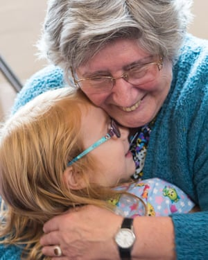 Combining care for older and young people has economic benefits for care homes, and health benefits for their residents.