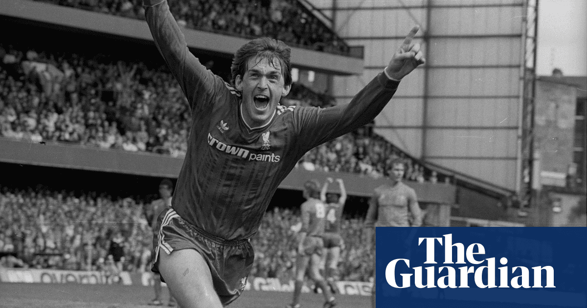 Buy a classic sport photograph: Dalglish seals the title