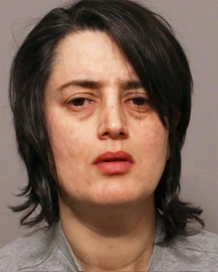 Katie Leong, who attacked her ex-boyfriend Daniel Rotariu with sulphuric acid.