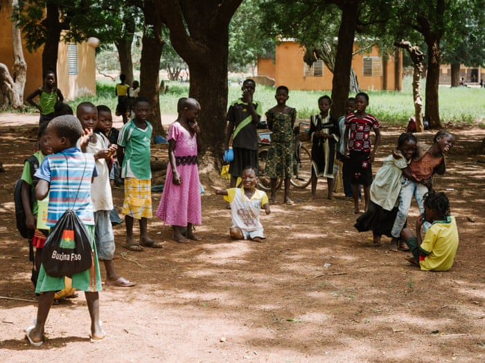 The girl who didn't hide: overcoming the odds in Burkina