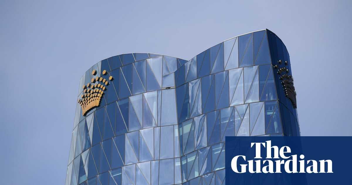Crown Resorts employees 'instructed to use codewords' when discussing China operations