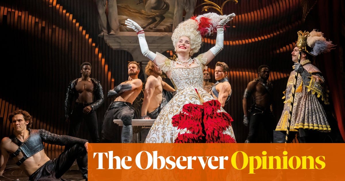 The arts have had it tough, but critics need to take off the kid gloves