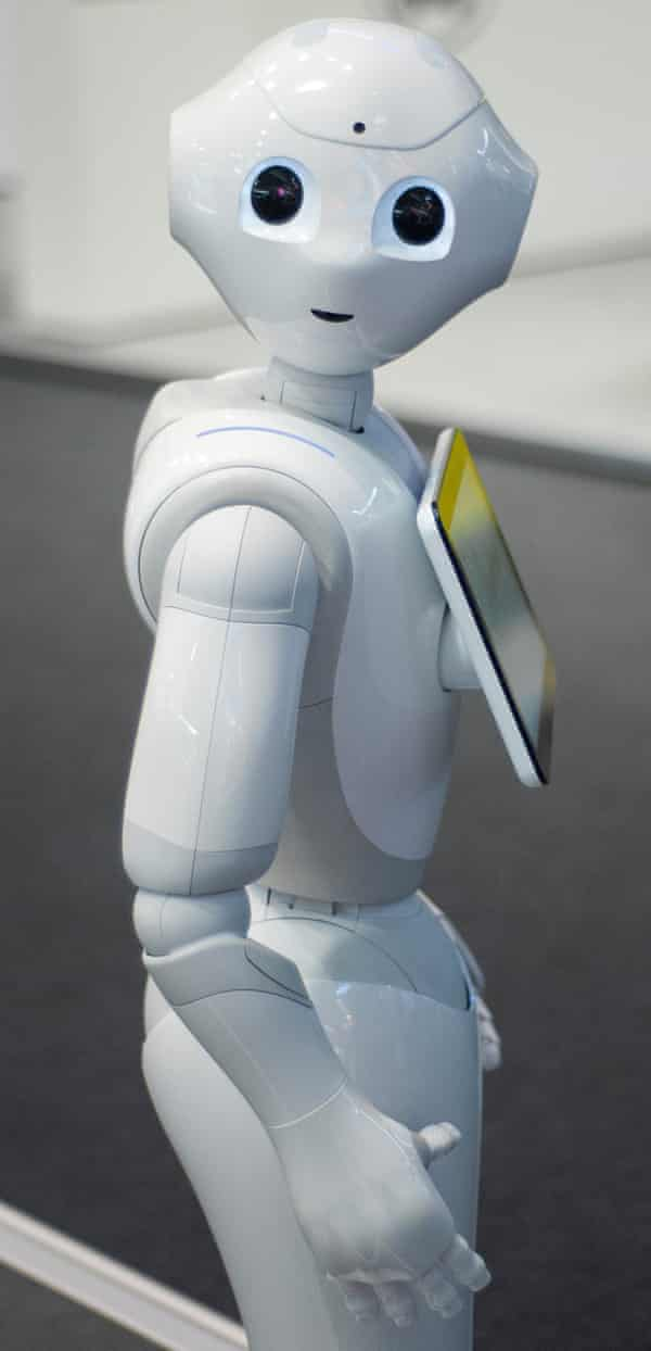 'A lot of neuroscientists have no idea what is happening in the world of AI.' Robot