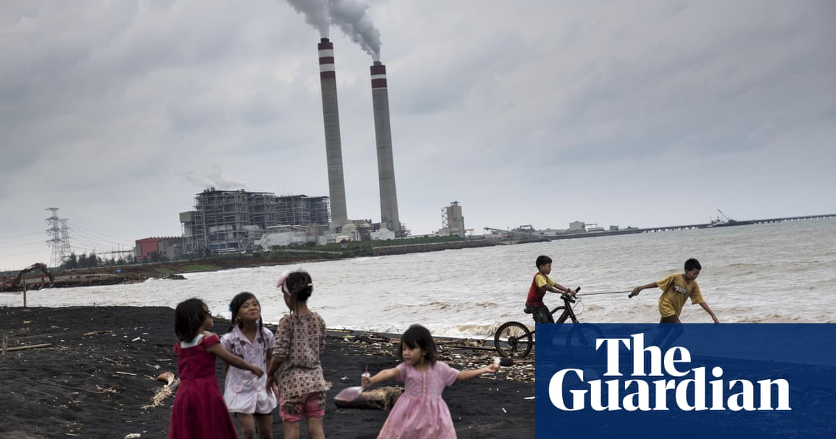 Richest nations agree to end support for coal production overseas
