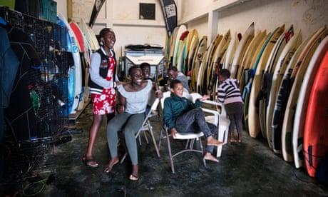 Waving not drowning: the street children finding refuge in Durban's surf scene