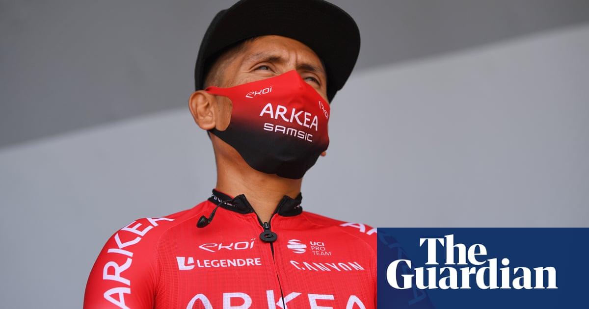 Nairo Quintanas Arkea-Samsic team under investigation over alleged doping at Tour